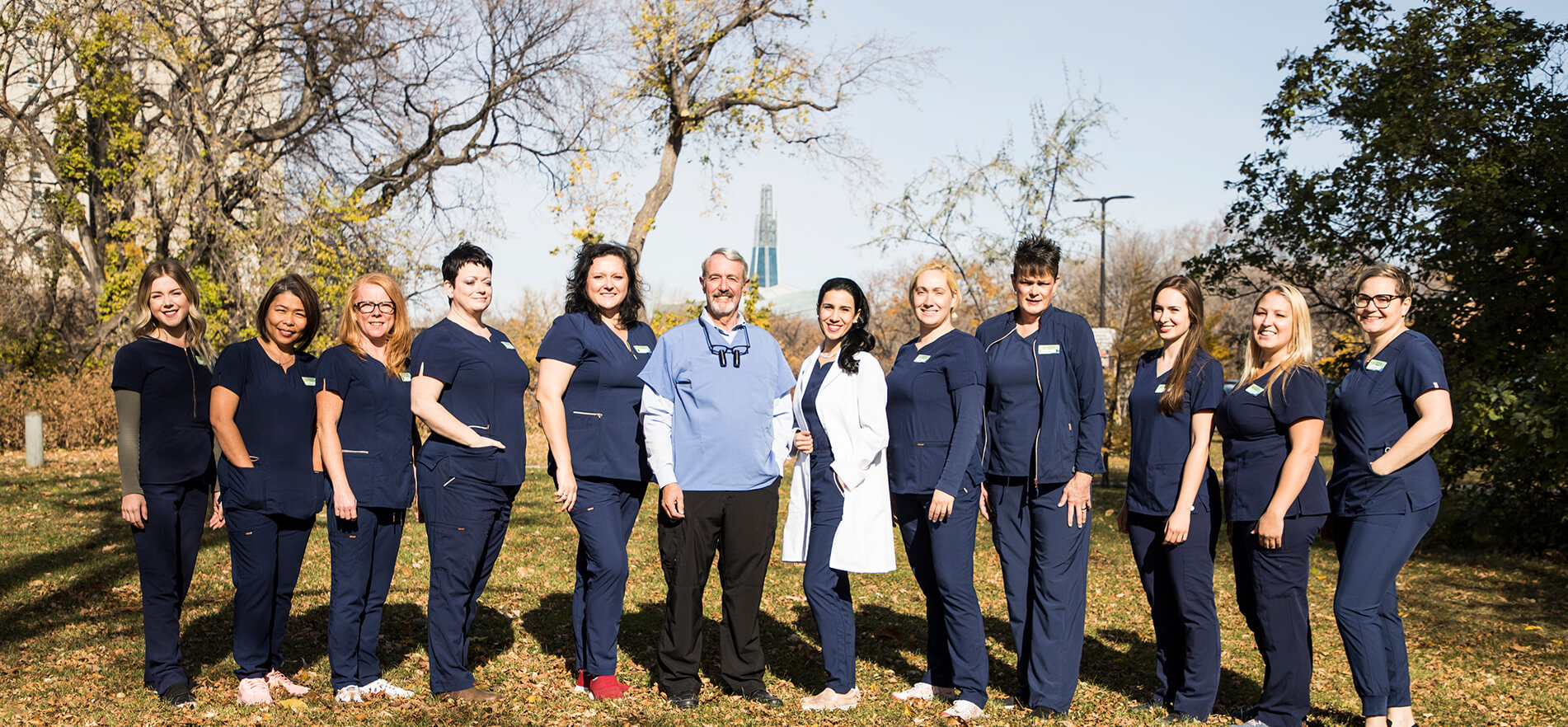 Meet Our Team of ClearCare Periodontal & Implant Centre